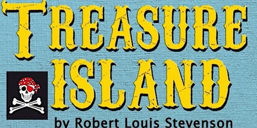Treasure Island PLUS Great Barn Festival Grounds Ticket