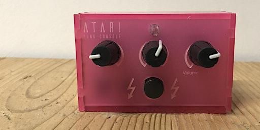 Löten: Atari Punk Console