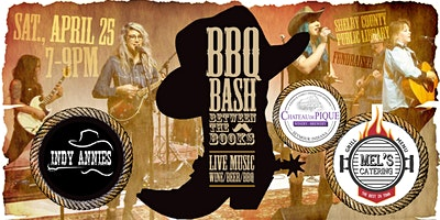 BBQ Bash Between the Books