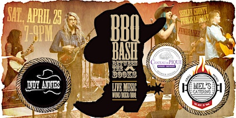 BBQ Bash Between the Books tickets