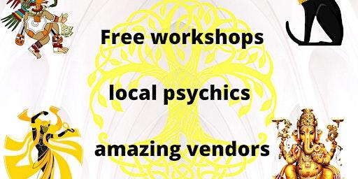 San Diego Psychic Fair   Gods and Goddesses