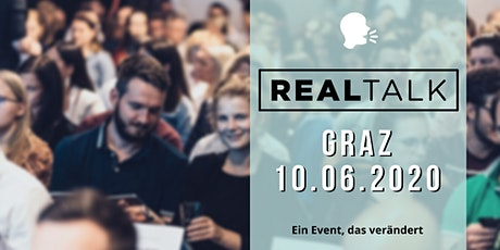 RealTalk X - Ein Event, das verändert Tickets