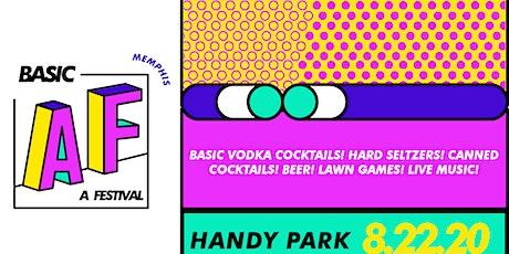 Basic A Festival-Memphis tickets