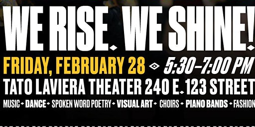 Democracy Prep Black History Month Talent Showcase