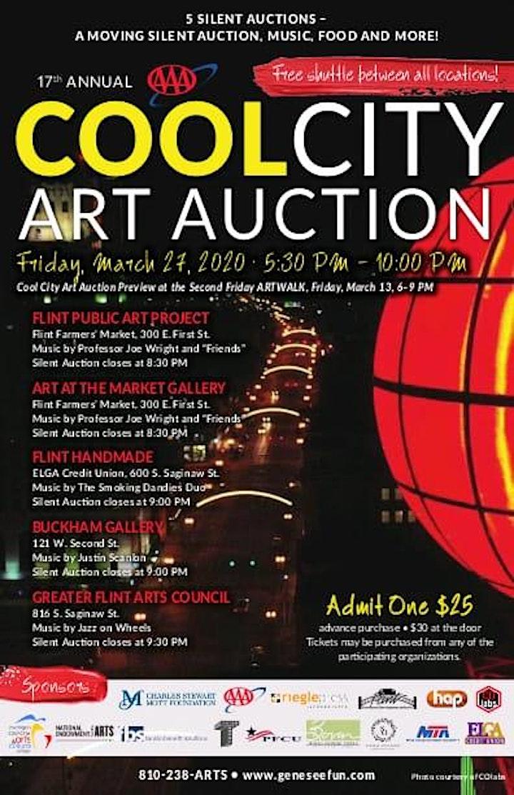 Cool City Art Auction image