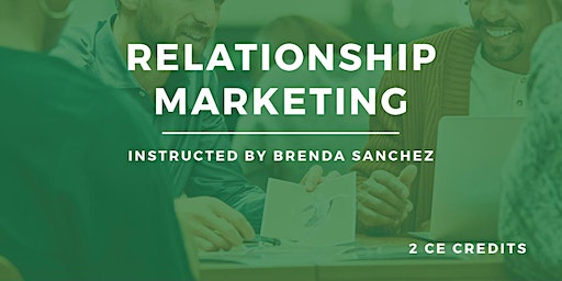 Greeley - Relationship Marketing