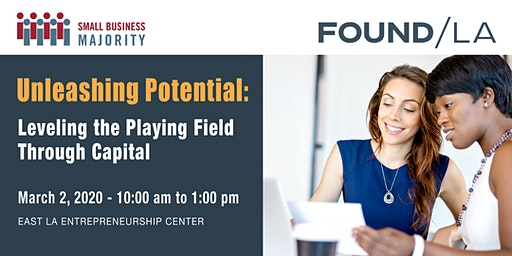 Unleashing Potential: Leveling the Playing Field Through Capital