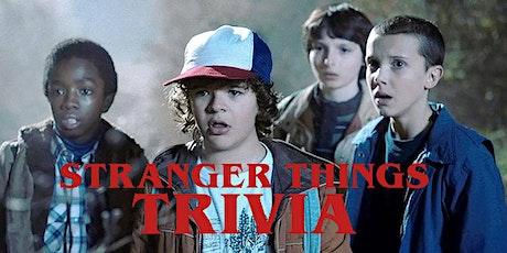 Stranger Things Trivia Night! tickets