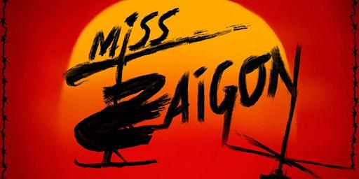 "Pope John Players Present ""Miss Saigon"""
