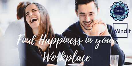Find Happiness in your Workplace tickets