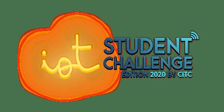 Remise des prix de l'IoT Student Challenge 2020 billets