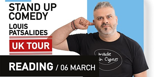Stand up Comedy Made in Cyprus Reading