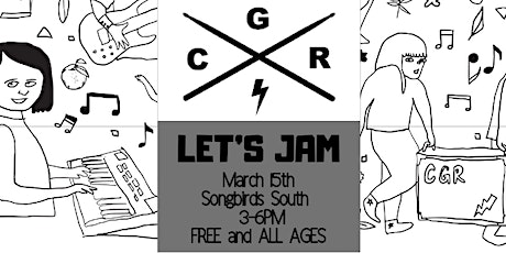 LET'S JAM with CGR tickets