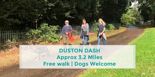 DUSTON DASH | 3.2 MILES | EASY | NORTHANTS