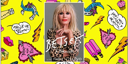 Book Revue Presents: Betsey Johnson Book Signing