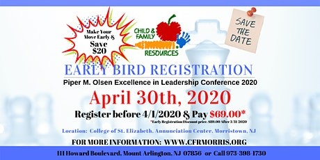 2020 Piper M. Olsen Excellence in Leadership Conference tickets
