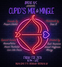 $IRENS NYC presents Cupid's Mix & Mingle tickets
