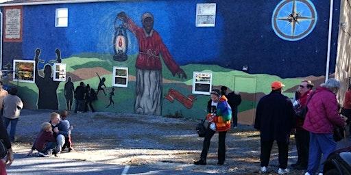 October 18, 2020 Kennett Underground Railroad Guided Bus Tour