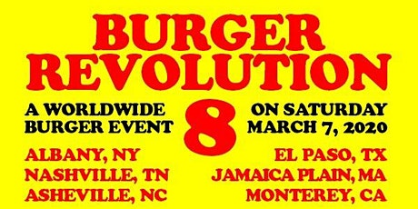 Burger Records Burger Revolution 8 at Denver Comedy Lounge (LATE SHOW) tickets