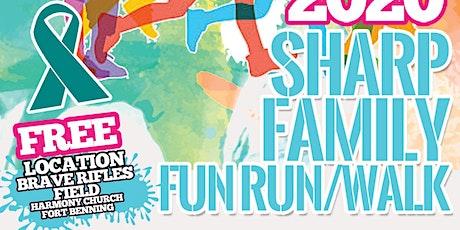 SHARP Family Fun Run/Walk tickets