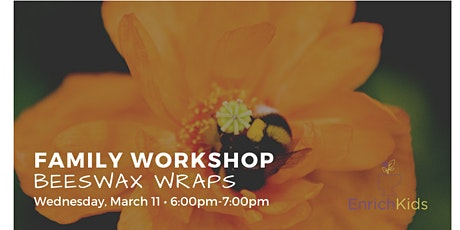 Make N' Take Beeswax Wraps tickets
