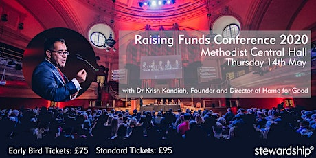 Raising Funds Conference 2020 tickets