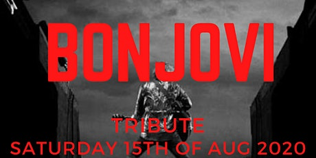 Bon jovi Tribute tickets