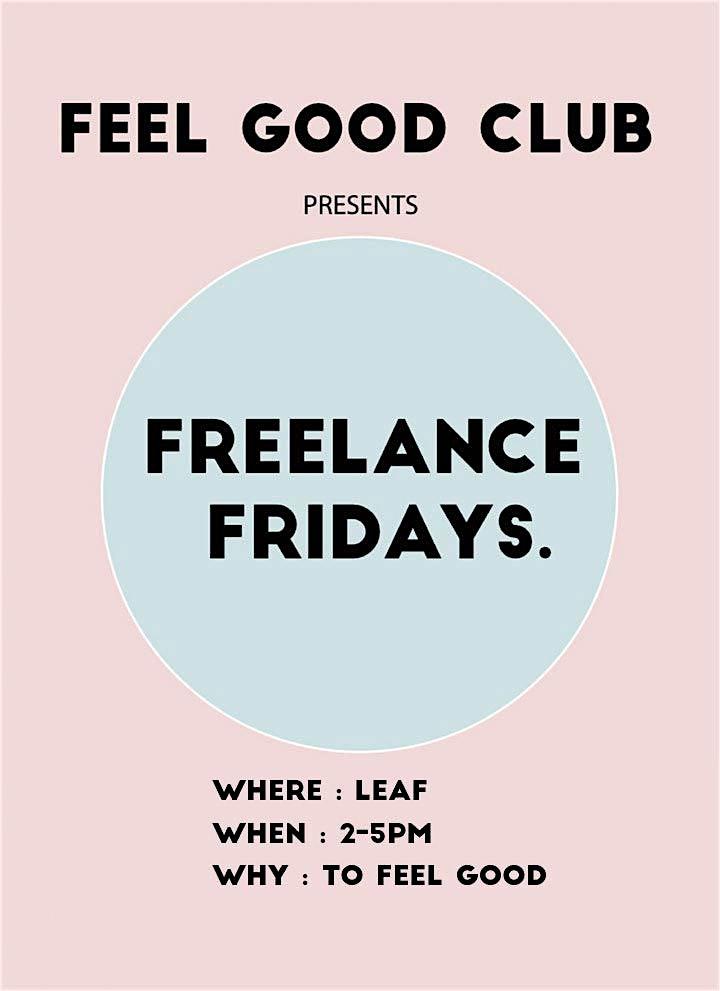 Freelance Friday's image