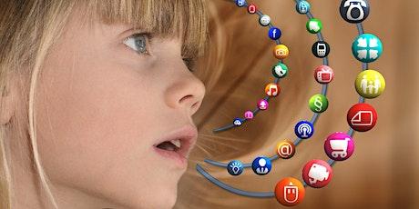 Bambini e adolescenti digitali – Rischi e opportunità nell'era dello smartphone  biglietti