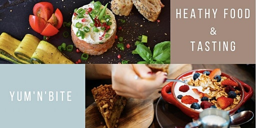 Vegan, Vegetarian and Raw food Tasting event and Class