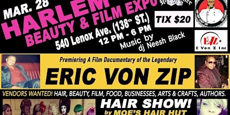Harlem Film & Beauty Expo tickets