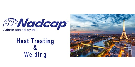 Nadcap Symposium (HT & WLD) in Paris, France – May 20, 2020