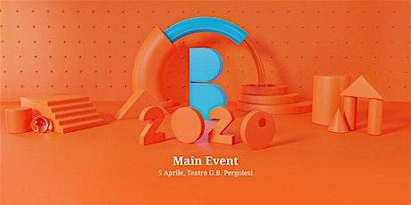 Main Event - BRAND FESTIVAL 2020 biglietti