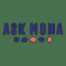 Ask Mona logo