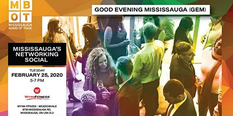 Mississauga's Networking Social tickets