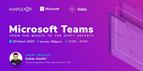 Microsoft Teams: from the basics to the dirty secrets tickets