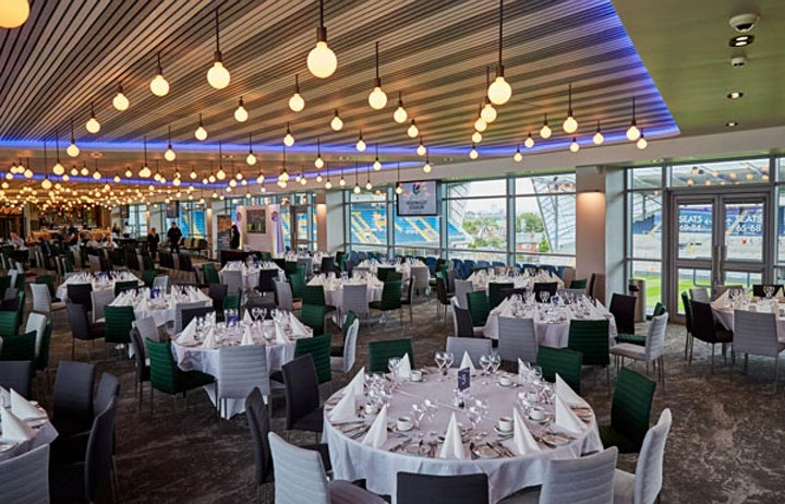 The Big Leeds Wedding Bash | Emerald Headingley Stadium image