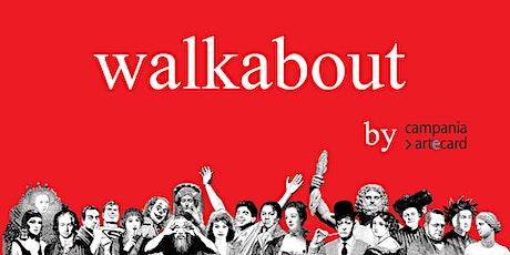 Walkabout - Museo Archeologico Nazionale di Napoli biglietti