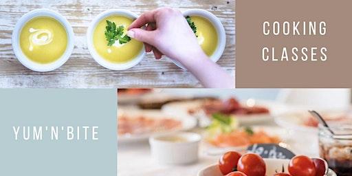 Easy Healthy Cooking classes (Raw, Vegan, and Vegetarian, etc.)