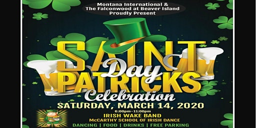St. Patrick's Day Party at The Falconwood featuring Irish Wake Band