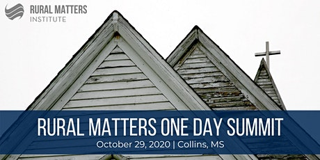 Rural Matters One-Day Summit - Collins, MS tickets