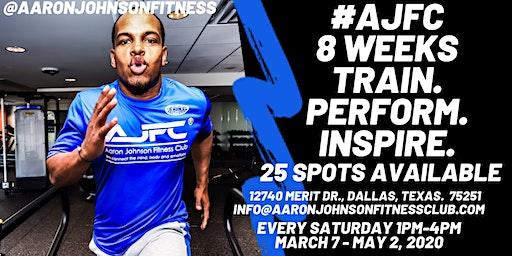 Aaron Johnson Fitness Club High School Performance Strength Training (8 weeks)