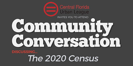 Census Town Hall with National Urban League President & CEO Marc Morial