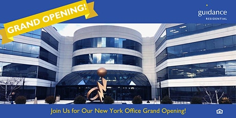 New York Office  Grand Opening | Guidance Residential tickets
