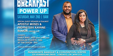 POWER UP - 7th Annual Spring Prayer Breakfast tickets