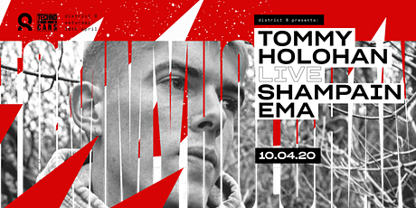 Tommy Holohan at District 8 tickets