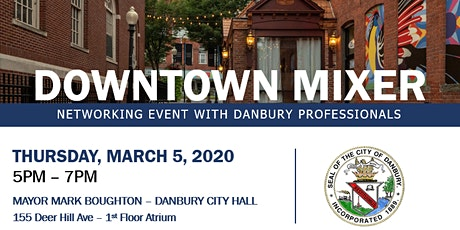 DOWNTOWN BUSINESS MIXER tickets