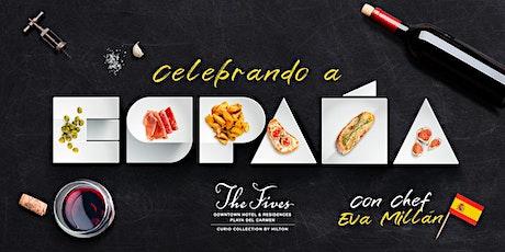 Celebrando a España con Eva Millán boletos