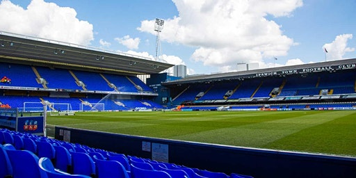 UK Power Networks  Roadshow -  Ipswich Town FC with lunch and a tour