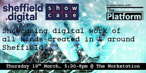 Sheffield Digital Showcase 6